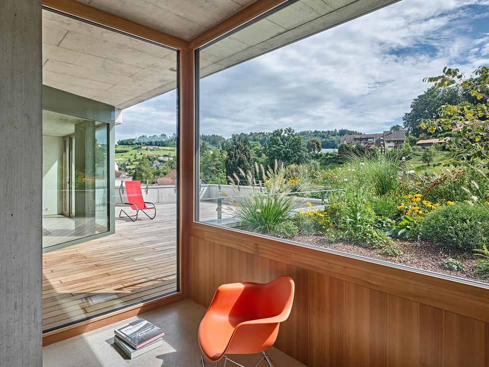 Wohnzimmer Terrasse