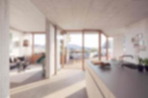 Terrassensiedlung Sommerhalde Terassenhaus | Eigentumswohnung | Sommerhalde | Uerkheim | Aargau | Verkauf | Innenraum Küchen