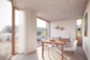 Terrassensiedlung Sommerhalde Terassenhaus | Eigentumswohnung | Sommerhalde | Uerkheim | Aargau | Verkauf | Essbereich