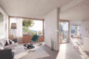 Terrassensiedlung Sommerhalde Terassenhaus | Eigentumswohnung | Sommerhalde | Uerkheim | Aargau | Verkauf | Innenraum