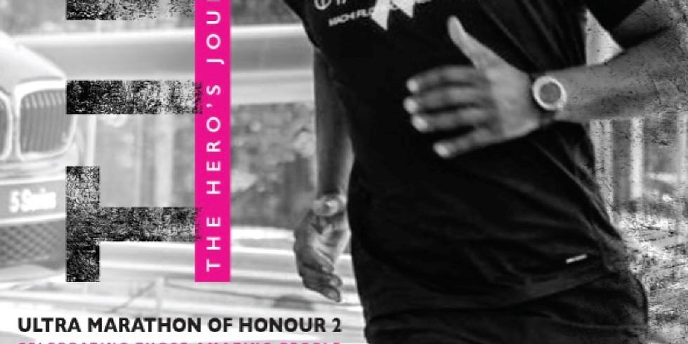 FILOTIMO ULTRA MARATHON OF HONOUR 2021