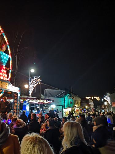 Family Fairground on Wheelock Street