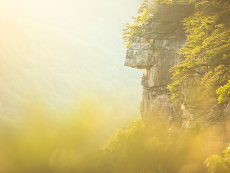 The Zen of Climbing