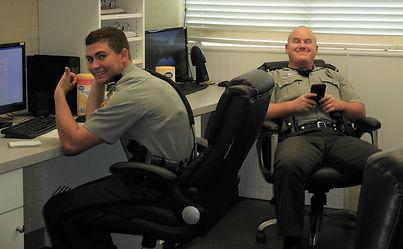 Broedy & Caleb Patrol Room 2020 Cropped.