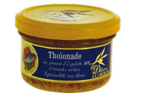THOIONADE AU PIMENT D'ESPELETTE AOC 90g