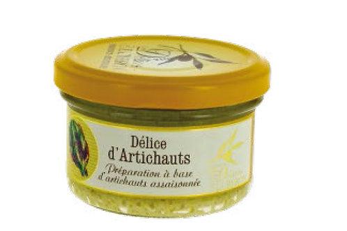 DELICE D'ARTICHAUTS 90g
