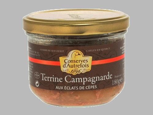 Fine Terrine aux Cèpes 180g