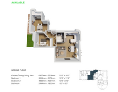 Apartment 12 - 2 Bedroom