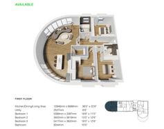 Apartment 16 - 3 Bedroom