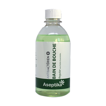 Bain de Bouche Aseptika 350 ml Regular