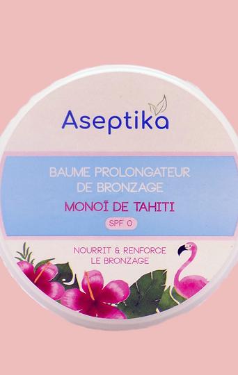 Baume Après Bronzage Aseptika 100gr
