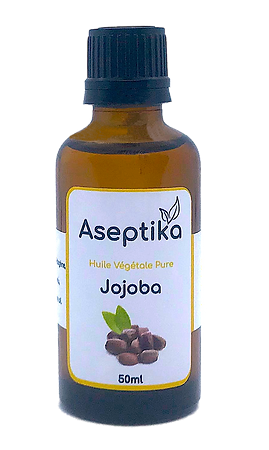 Huile végétale pure de jojoba 50ml