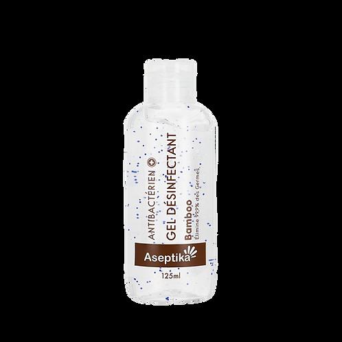 Gel Antiseptique Aseptika 125 ml Bambou