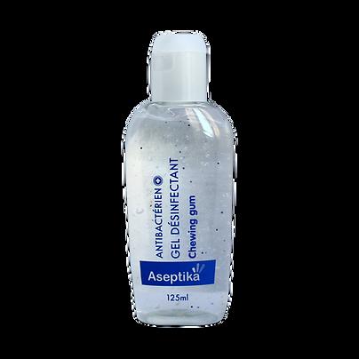 Gel Antiseptique Aseptika 125 ml Gum