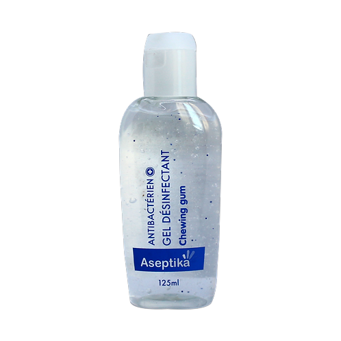 Gel Antiseptique Aseptika 125 ml Gum