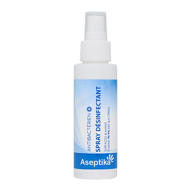 Désinfectant Mains & Surfaces Aseptika 100ml