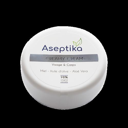 Crème hydratante pour le corps Aseptika 150ml