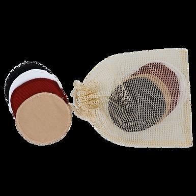 Coton disques lavables