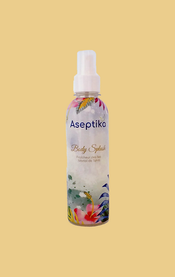 Body Splash Aseptika Monoî de Tahiti 250ml