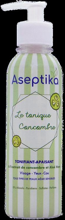 Tonique Concombre Aseptika 250ml