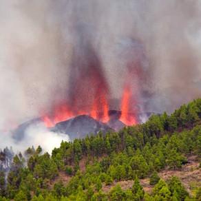 La Palma Volcano Update