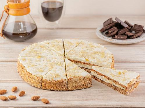 Торт воздушно-ореховый «Миндальный»