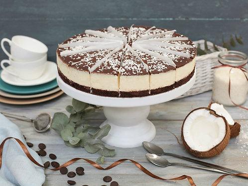 Торт Бразильский кокос и Шоколад