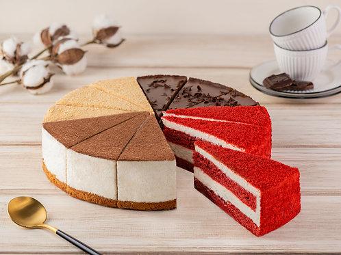 Ассорти тортов