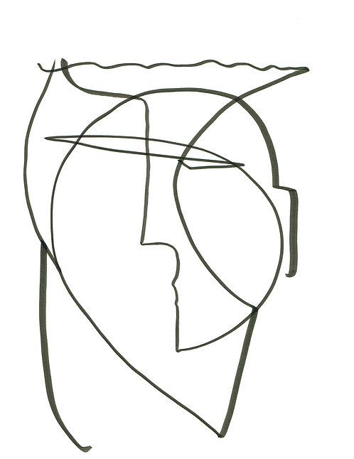 Psilly Head  #2