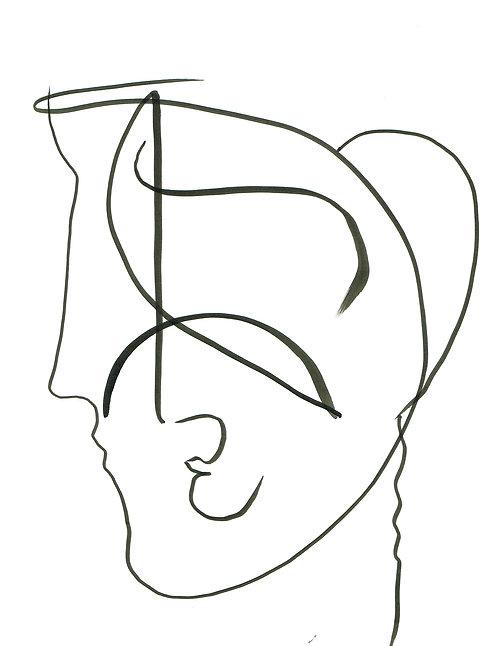 Psilly Head #3