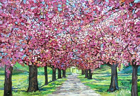 Cherry Tree Walkway - SMALL