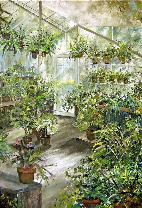 Fran's Greenhouse - LARGE