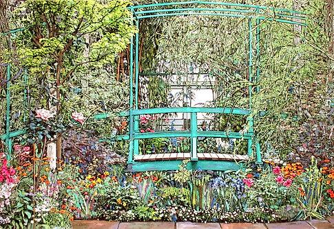 Bridge & Gardens - SMALL