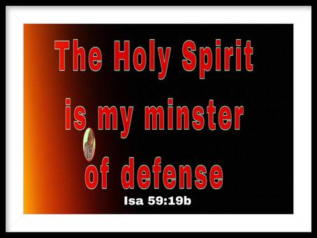 TODAY'S PRAYER: READ ISA. 59:19b