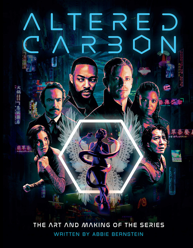 ALTERED CARBON – A disappointing second season
