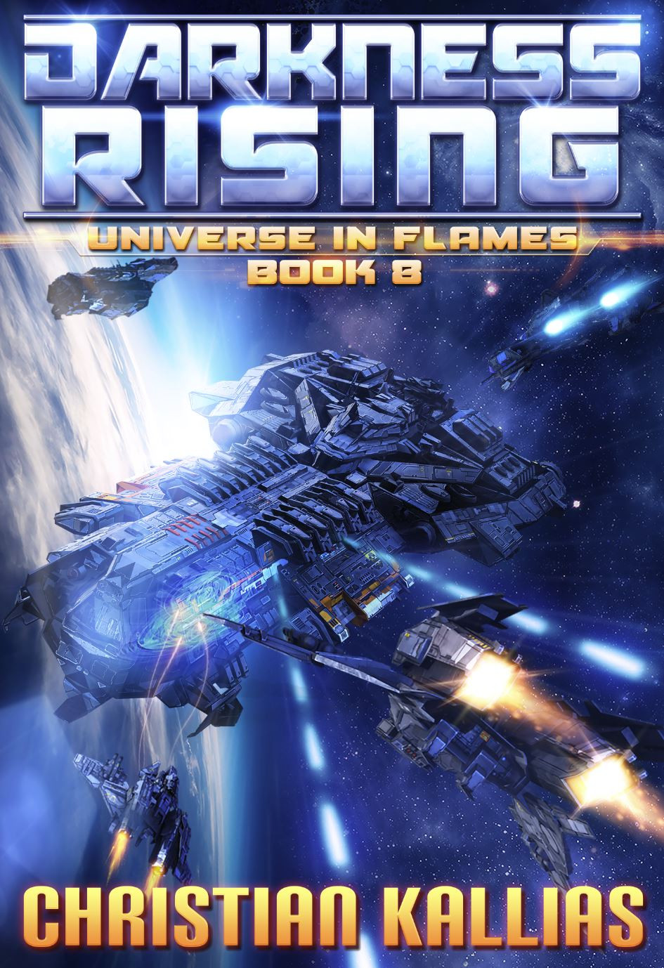 Book 8 cover