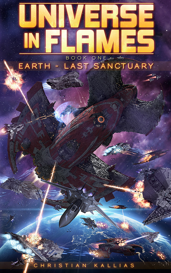 Book Cover of Earth - Last Sanctuary