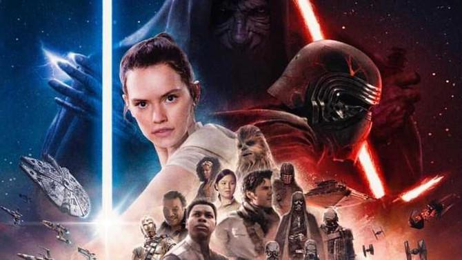 Star Wars – The Rise of Skywalker (Teaser Trailer)