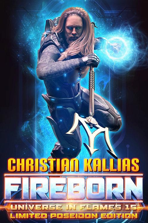 FIREBORN (Limited Poseidon Edition)