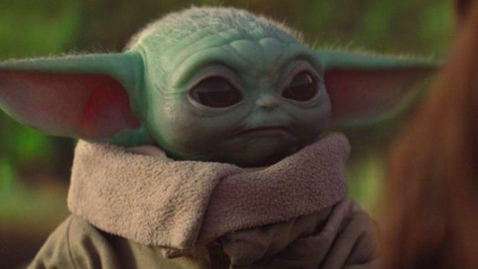 Baby Yoda, The Mandalorian, and Disney Merchandising