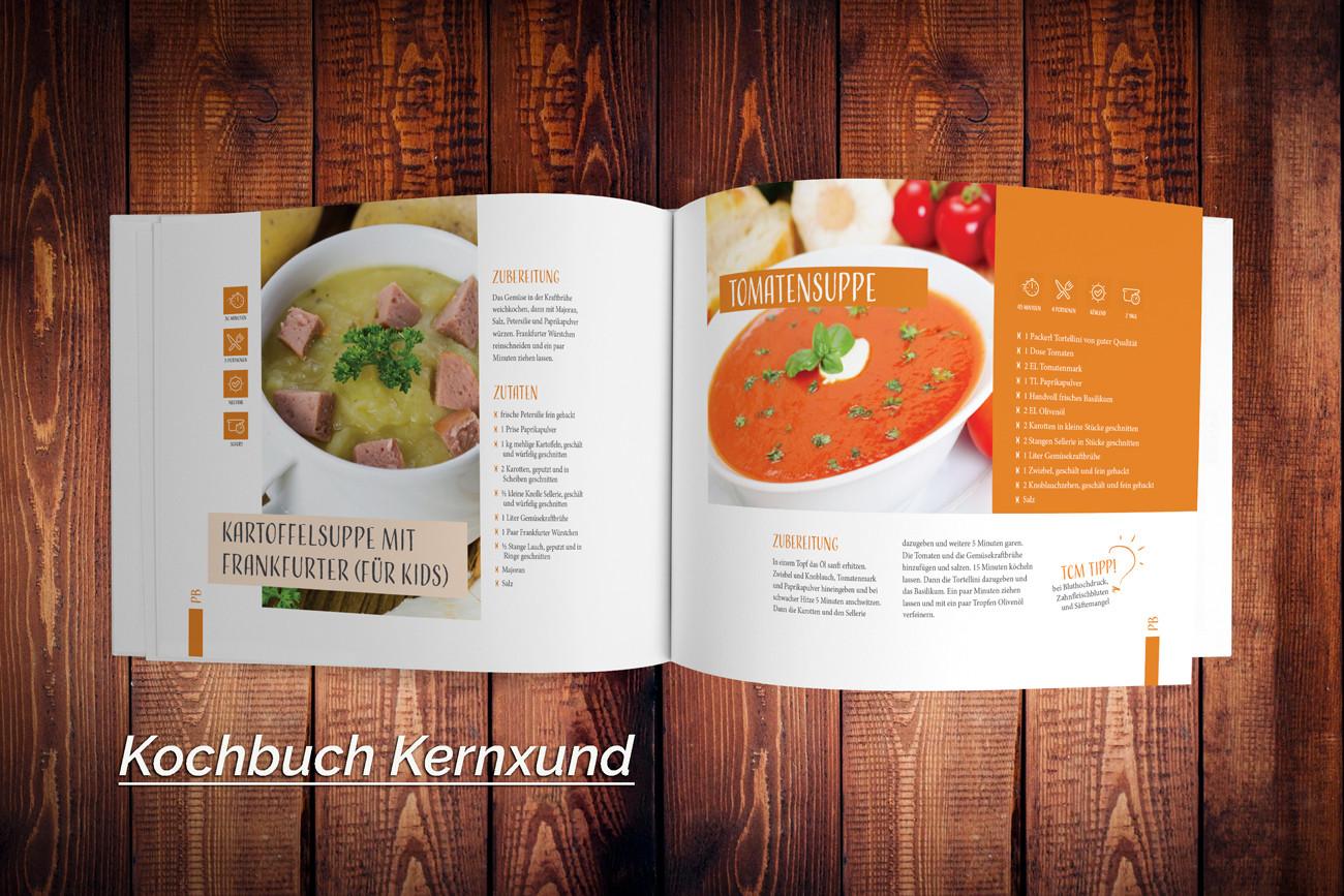 Kochbuch © Klarstil Werbeagentur