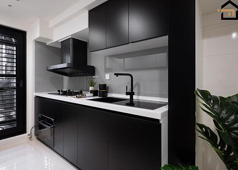 文山區室內設計-華固新天地-廚房