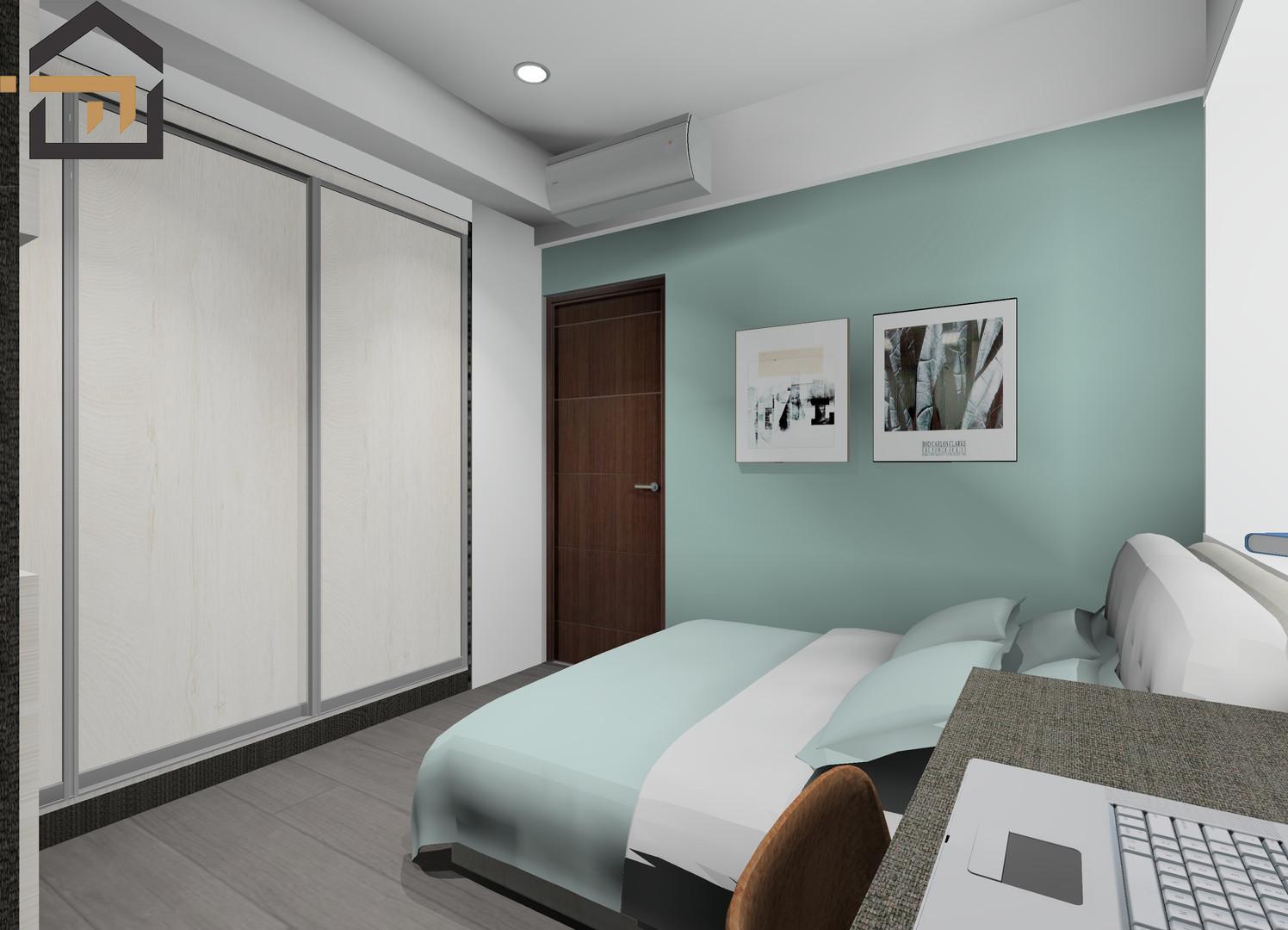 新店室內設計-捷運新公館
