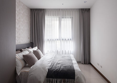 板橋室內設計-幸福小築-主臥2