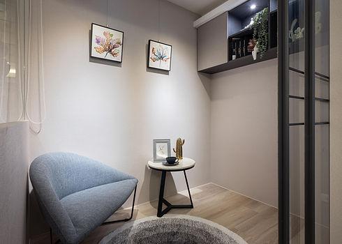 板橋室內設計-幸福小築-和室