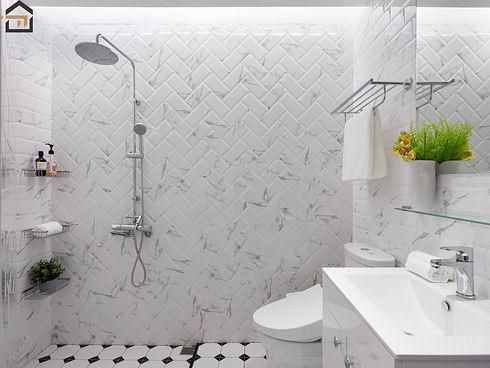 新店區室內裝潢-中興街公寓-浴廁