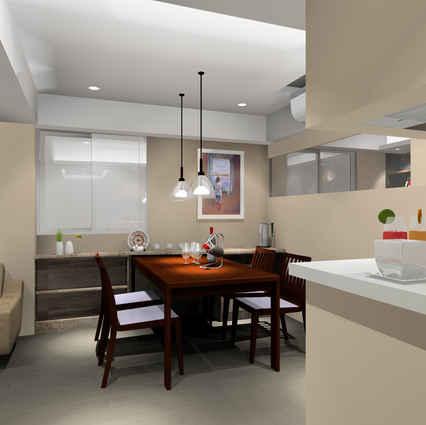 大安室內設計   公寓翻新