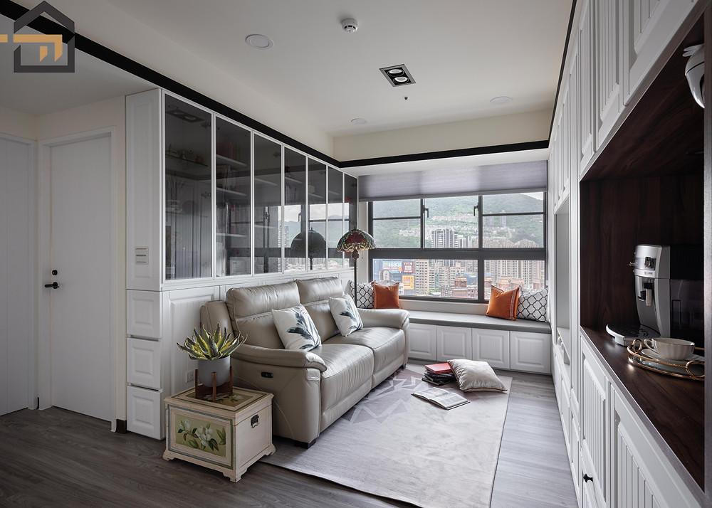 新北室內設計-客廳