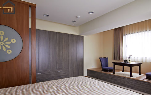 新莊室內設計-幸福空間-和室2