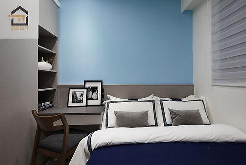 新店室內設計-勝旺有境-客房